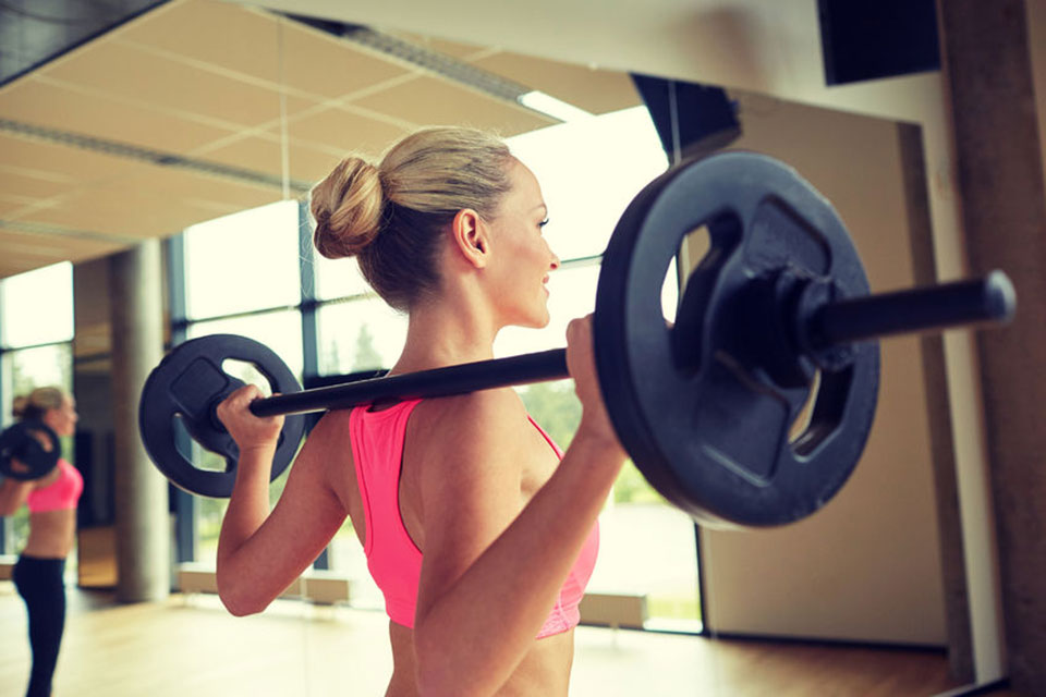 Women Why You Should Lift Heavy Things
