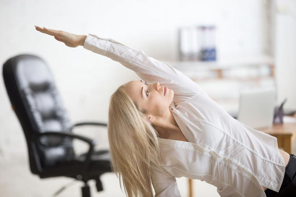Exercises to Keep you Healthy at Work