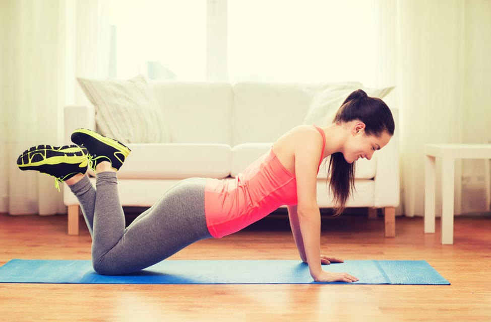 Needing a Simple and Effective Home Workout