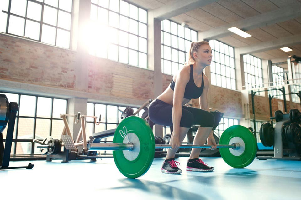 Women Why You Should Lift Heavy Thing