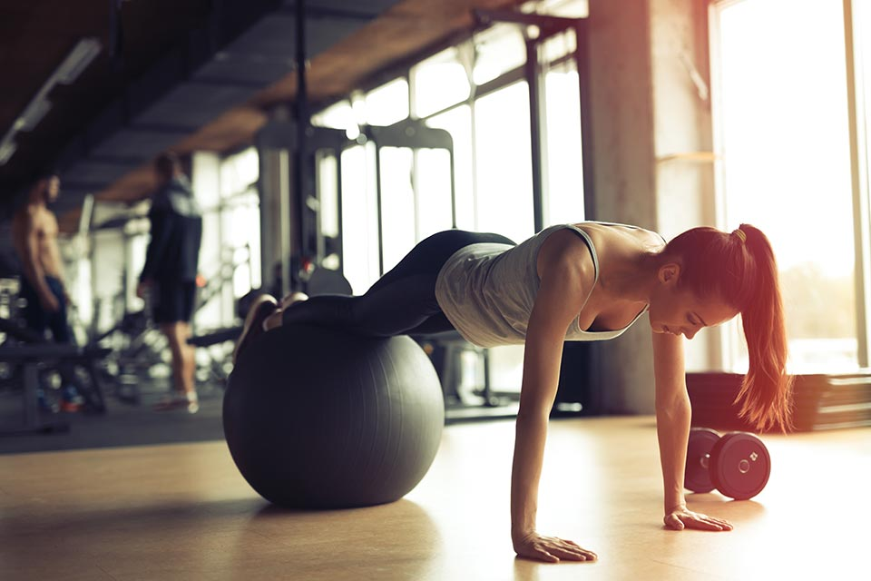 Combining Strength and Flexibility for Performance